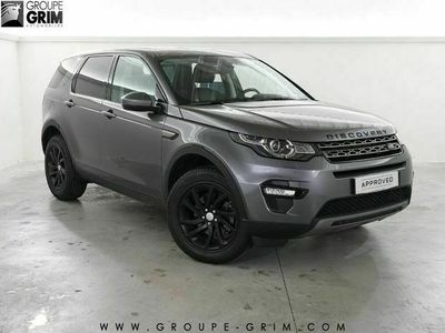 occasion Land Rover Discovery Sport DISCOVERY SPORT2.0 TD4 150ch AWD SE BVA Mark II Série Technologie