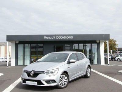 occasion Renault Scénic dCi 95 Energy Life 5 portes Diesel Manuelle Blanc