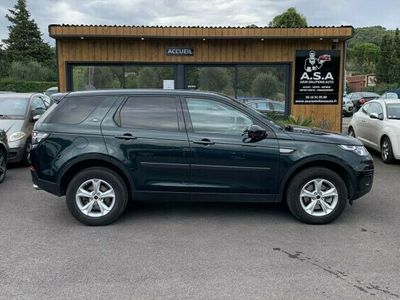 occasion Land Rover Discovery 2.0 TD4 180CH AWD PURE MARK II