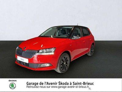 occasion Skoda Fabia 1.0 MPI 60ch Drive 125 ans Euro6d-T 3cv