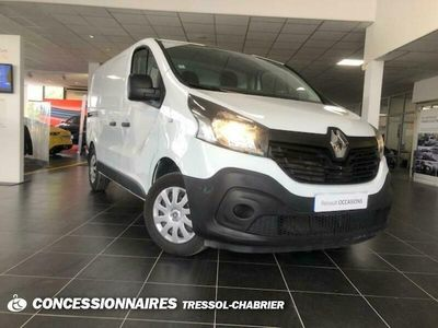 occasion Renault Trafic FGN L1H1 1000 KG DCI 120 ENERGY GRAND CONFORT