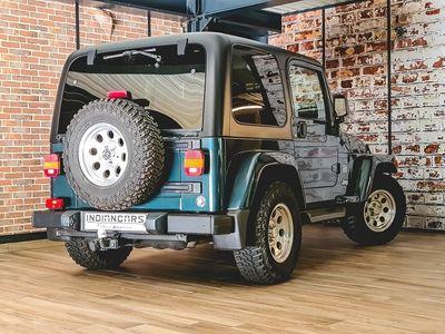 occasion Jeep Wrangler Wrangler4.0 Sahara BA