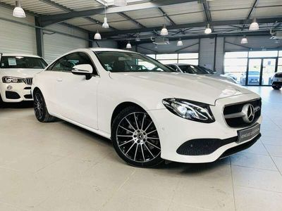 occasion Mercedes 200 CLASSE E COUPE 184CH EXECUTIVE 9G-TRONIC (C238)