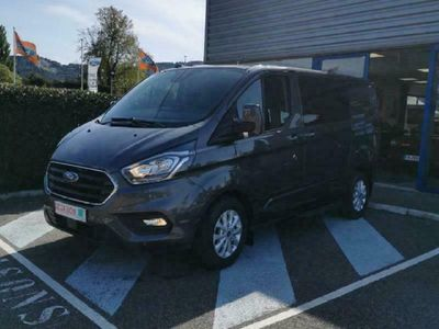 occasion Ford 300 Transit Custom FgL1H1 2.0 TDCi 170 S&S Cabine Approfondie Limited BVA6