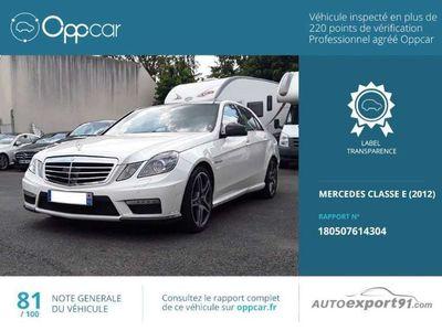 occasion Mercedes E63 AMG CLASSE 7G-TRONIC PLUS (W212)