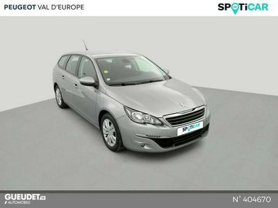 occasion Peugeot 308 SW 1.6 BlueHDi 120ch S&S Active Business EAT6