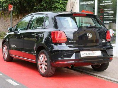 occasion VW Polo V 5 portes Phase 2 1.2 TSI 90 BlueMotion Série Spéciale Lounge