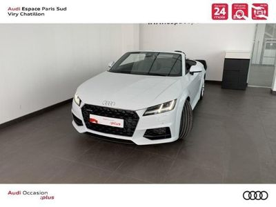 occasion Audi TT Roadster 20 years 45 TFSI quattro 180 kW (245 ch) S tronic