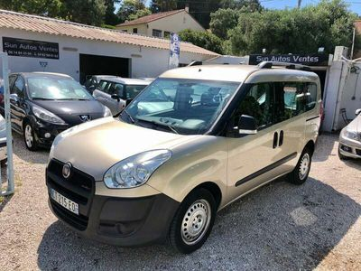 occasion Fiat Doblò 1.6 Multijet 16v 90 ch S/S DPF Team