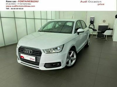 occasion Audi A1 Sportback S line Midnight Series 1.0 TFSI 70 kW (95 ch) S tronic