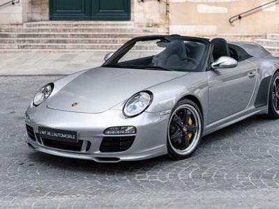 occasion Porsche 997 Speedster *1 OF 4 SILVER GT*