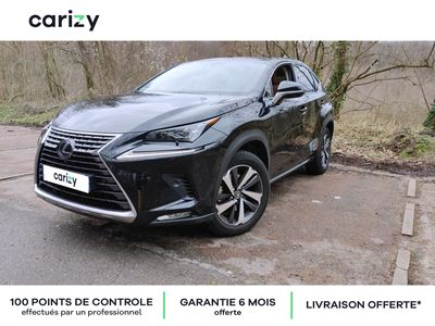 occasion Lexus NX300h NX4WD Executive