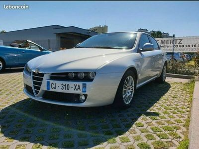 occasion Alfa Romeo 159 1.9 JTDm 16V Distinctive QTronic