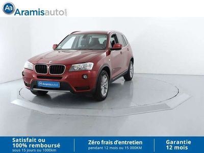 occasion BMW X3 xDrive20d 184 Steptronic8 Confort