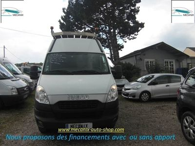 occasion Iveco Daily DailyFG 35c13v12 H2 Empattement 3300 Bv5 Plus