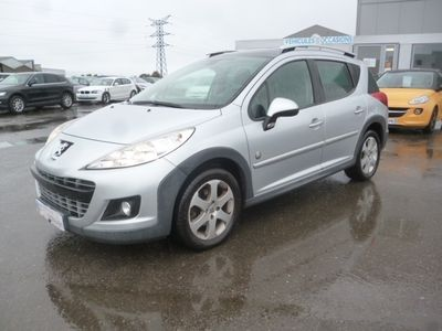occasion Peugeot 207 Outdoor SW 1.6 Hdi Fap