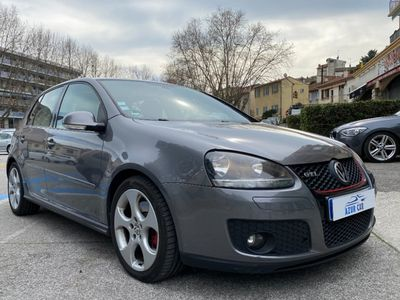 occasion VW Golf 2.0 T 16S FSI 200 GTI DSG.
