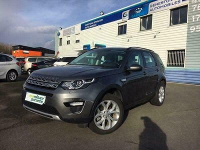 occasion Land Rover Discovery 2.0 TD4 180CH HSE AWD MARK III