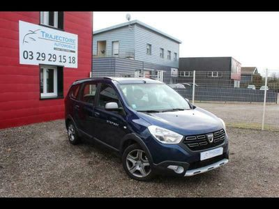 occasion Dacia Lodgy 1.5 dCi 110ch Stepway 5 places