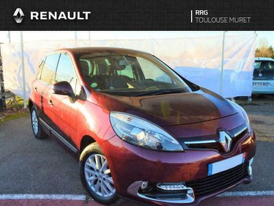 occasion Renault Scénic III dCi 110 Energy eco2 Zen 5 portes Diesel Manuelle Rouge