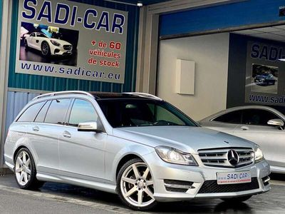 occasion Mercedes C220 CDI 163cv 4-Matic BE - PACK AMG