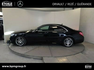occasion Mercedes S350 Classed 286ch Fascination 9G-Tronic Euro6c