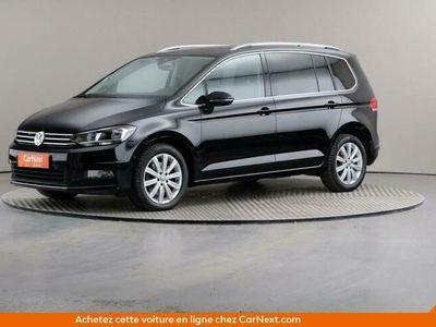 occasion VW Touran 2.0 TDI 190 BMT DSG6 7pl, Carat