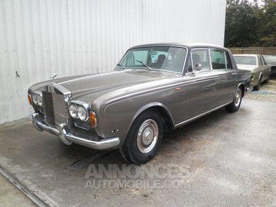 occasion Rolls Royce Silver Shadow LWB A RESTAURER