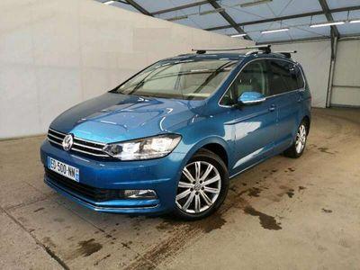 occasion VW Touran Touran2.0 16V TDI BlueMotion 150cv 7places Carat