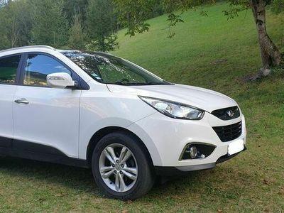 occasion Hyundai ix35 2.0 CRDi 136 4WD Pack Premium Limited