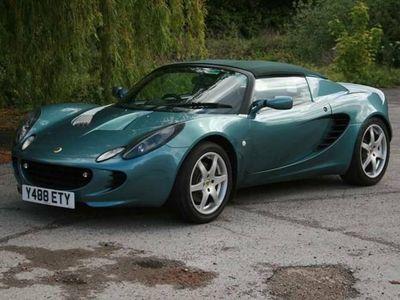 occasion Lotus Elise (2001)