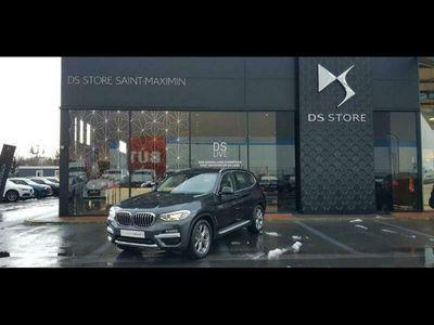 occasion BMW X3 xDrive20dA 190ch xLine