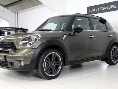 occasion Mini Cooper S Countryman Countryman Pack Red Hot Chili Bva Toit Ouvrant Cuir Gps