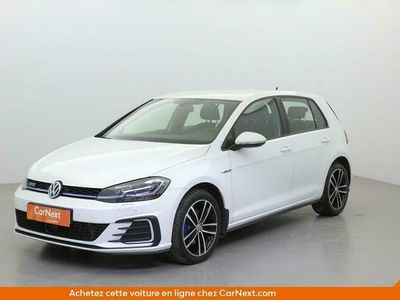 occasion VW Golf VII Hybride Rechargeable 1.4 TSI 204 DSG6, GTE