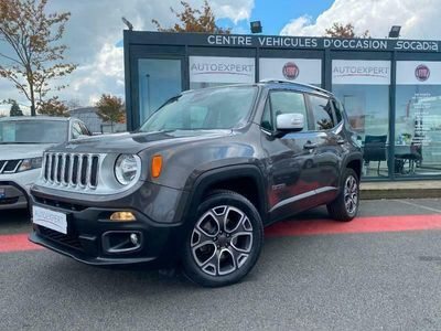 occasion Jeep Renegade 2.0 MultiJet S&S 140ch Limited 4x4 BVA9