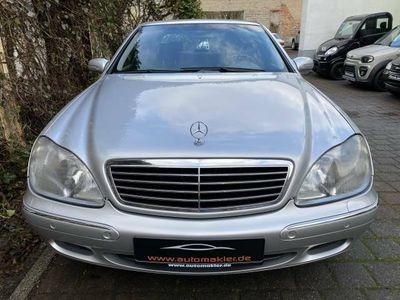 occasion Mercedes S320 (2002)
