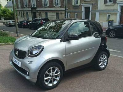 occasion Smart ForTwo Coupé Passion - 1.0 71 Twinamic