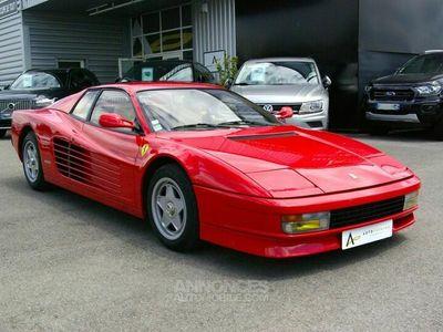 occasion Ferrari Testarossa 5.0 V12 380ch