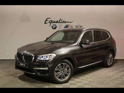 occasion BMW X3 xDrive30eA 292ch Luxury 10cv