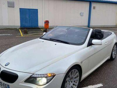 occasion BMW 635 Cabriolet SERIE 6 CAB E64 (12/2003-09/2011) 286ch
