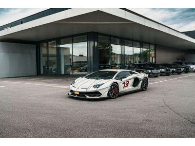 occasion Lamborghini Aventador SVJ
