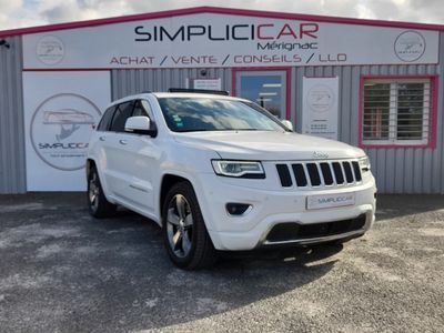 occasion Jeep Grand Cherokee Overland V6 3.0 CRD 250