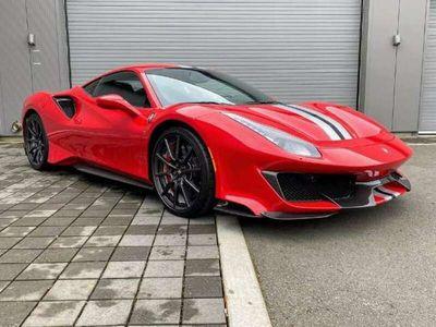 occasion Ferrari 488 Pista 4.0 V8 720ch