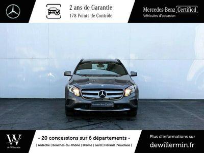 occasion Mercedes GLA180 d Inspiration
