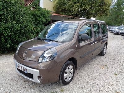 occasion Renault Kangoo Kangoo GrandII 1.5 Dci 110ch Fap Authentique