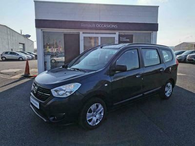 occasion Dacia Lodgy 1.2 TCe 115ch Silver Line 7 places