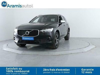 occasion Volvo XC60 R-design +Surequipée D4 AWD 190 Geartronic 8
