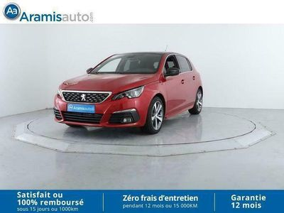 occasion Peugeot 308 II Phase 2 GT Line 1.2 Puretech 130 BVM6