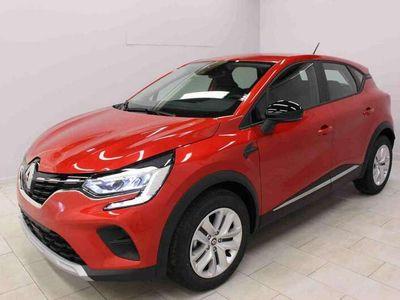 occasion Renault Captur Blue dCi 115 EDC Zen Rouge Flamme + Pack Confort
