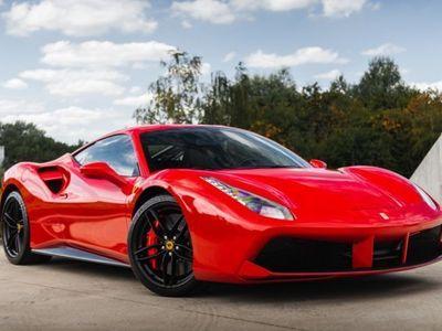 occasion Ferrari 488 GTB ROSSO CORSA METALLIC *CARBON* Power Warranty